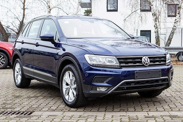 Volkswagen Tiguan - HIGHLINE 2.0TDI DSG 4-MOT.AHK+DCC+LEDER