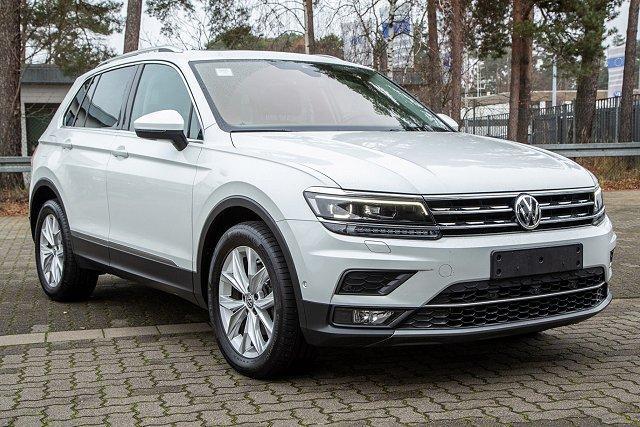 Volkswagen Tiguan - *HIGHLINE*2.0 TDI/ACT INF/AHK/HUD/DYN