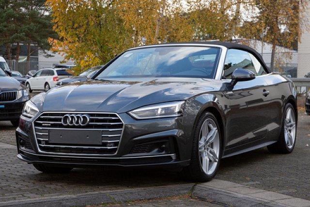 Audi A5 Cabriolet - Cabriolet*3xS-LINE*quat S-TRO/VIRTUAL/UPE:75