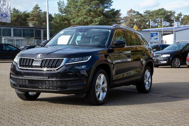 Skoda Kodiaq - *STYLE*2.0 TDI*DSG*/ACC/LED/7-SIT/VIRTUAL