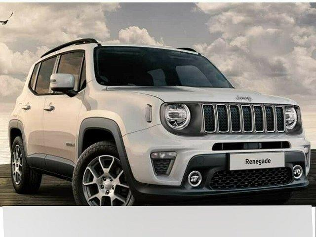 Jeep Renegade - 1.0 T-GDI Limited MY21 LED - NAV