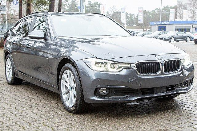 BMW 3er - 320d touring*xDRIVE*STEPTR*NAV/LED/360°/UPE:63
