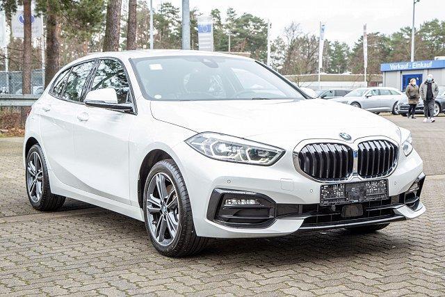 BMW 1er - 118i *SPORT-LINE*/SHZ/PDC/LED-SW/UPE:35