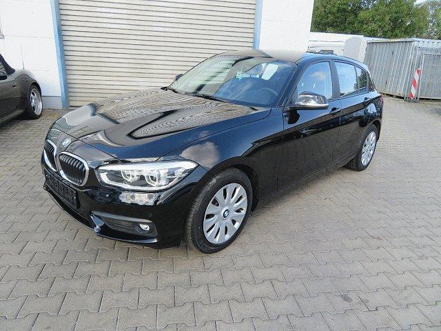 BMW 1er - 116 d Efficient Dynamics Advantage*LED*Navi*
