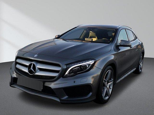 Mercedes-Benz GLA - 250 4MATIC DCT AMG Line Navi DSG Leder Xenon Bluetooth