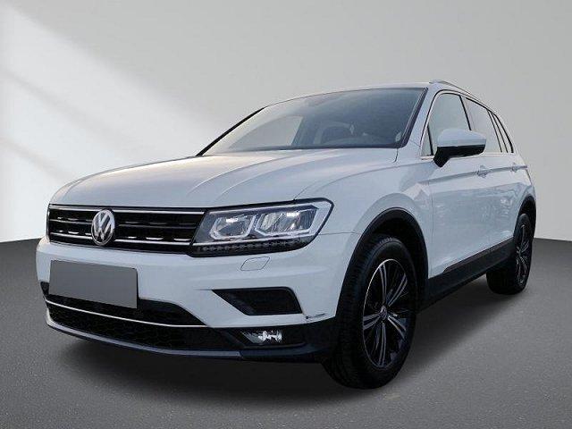 Volkswagen Tiguan - Highline 2.0TDI 4Motion DSG LED Navi ergoActiv AreaView