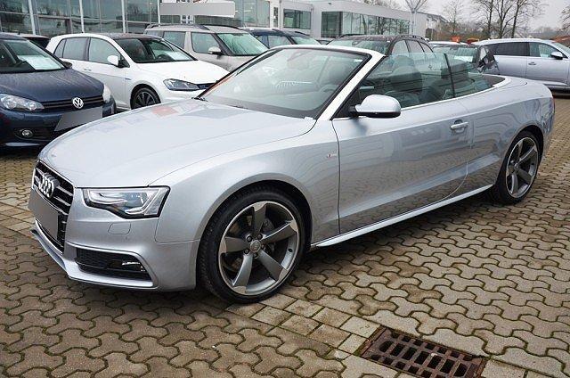 Audi A5 Cabriolet - 3.0 TDI Quattro S-tronic S-LineExteri