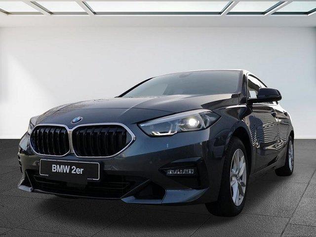 BMW 2er - 218i Gran Coupé SportLine Comfort Business HiFi