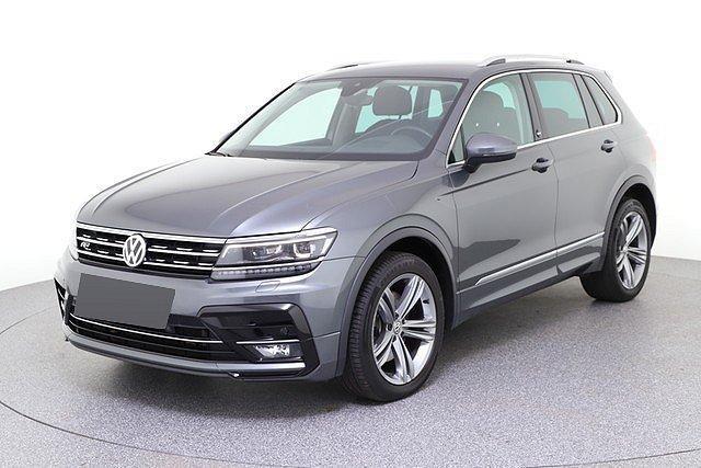 Volkswagen Tiguan - 2.0 TDI 4M DSG Sound R-Line LED ACC HuD AHK