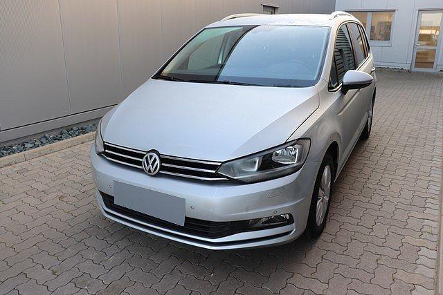 Volkswagen Touran - 2.0 TDI 7.Sitzer Comfortline Navi,LM16