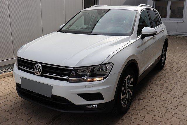 Volkswagen Tiguan - 1.4 TSI DSG Sound Navi,Pano,LM17