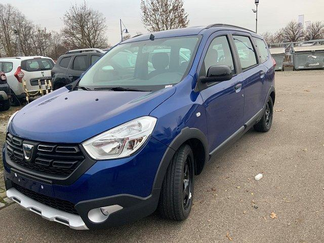 Dacia Lodgy - Stepway SL Celebration Blue 1.5 dCi 115 EU6d-T 7-SITZER+SHZ+PDC+UVM+