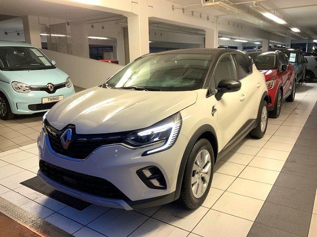 Renault Captur - II Intens 1.3 TCe 155 EU6d-T LED Navi Keyless ACC Fernlichtass. LED-hinten LED-Tagfahrlicht