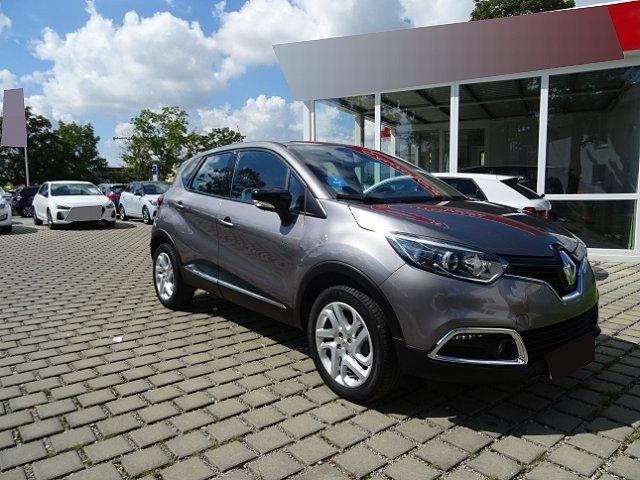 Renault Captur - Intens 1.2 TCe 120 +NAVI+KEYLESS+SHZ+TEMP+KLIMAUTOMATIK