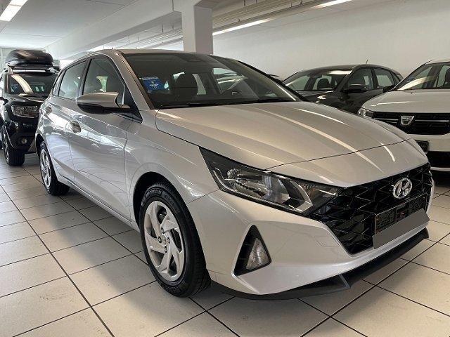Hyundai i20 - Neues Modell 2021 1.0 T-Gdi DCT 48V Select KLIMA+TEMPOMAT+BLUETOOTH+UVM+