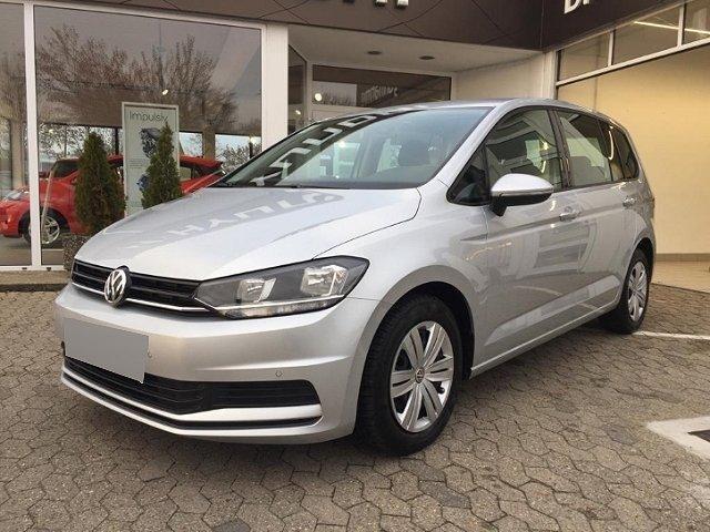 Volkswagen Touran - Trendline 1.2 NAVI+AHK+KLIMAAUTO+PDC+TEMPO AHK-klappbar PDCv+h Multif.Lenkrad