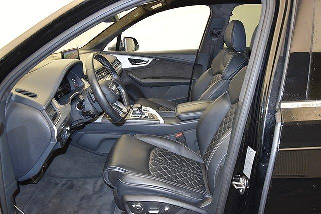Audi SQ7 4.0 TDI quattro tiptronic Head Up/Matrix/Navi/