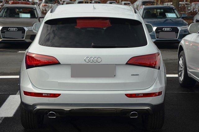 Audi Q5 3.0 TDI DPF S-tronic Quattro Standhzg/AHK