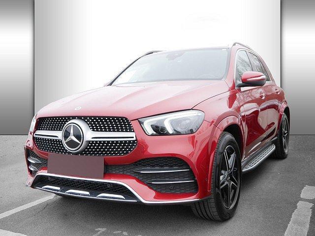 Mercedes-Benz GLE - 300 d 4M AMG Line AHK Pano Kamera Memory