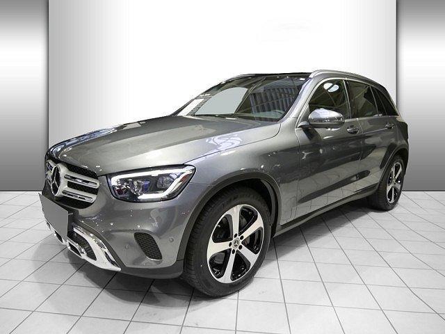 Mercedes-Benz GLC - 220 d 4M SHZ PTS KAMERA NAVI LED 1,99 EFF*