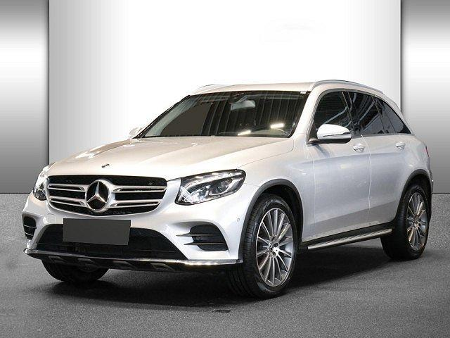 Mercedes-Benz GLC - 250 d AMG Line 4M AHK Navi LED Kamera SHZ