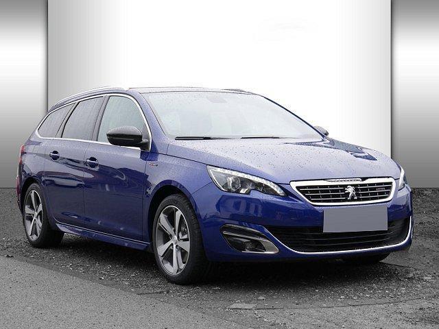Peugeot 308 SW - Allure 2.0 BlueHDi 150 GT-Line LED EU6