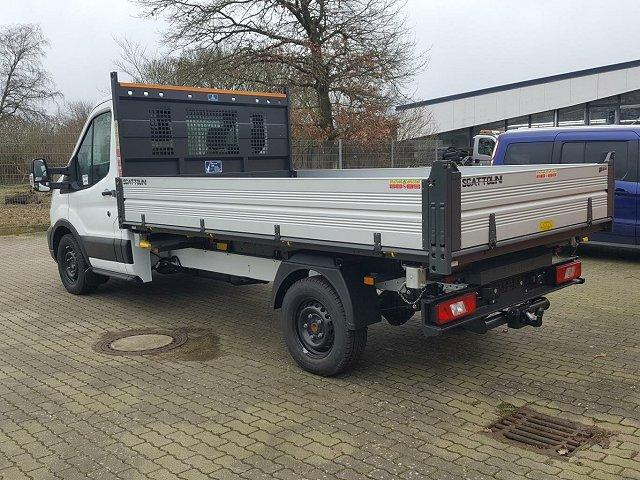 Ford Transit - PRITSCHE TREND EK 350 L3 SCATTOLINI 3-SEITEN-KIPPER