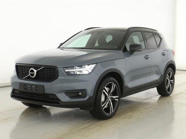 Volvo XC40 - XC 40 D4 AWD Geartronic R-Design Standhzg. Pano