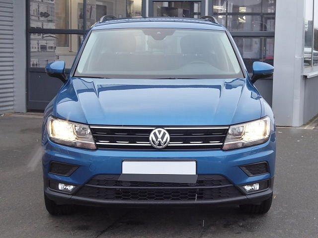 Volkswagen Tiguan - Comfortline TSI +ACC+NAVI+DAB+WINTERPAKET