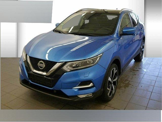 Nissan Qashqai - 1.3 DIG-T TEKNA Navi RFK PGD