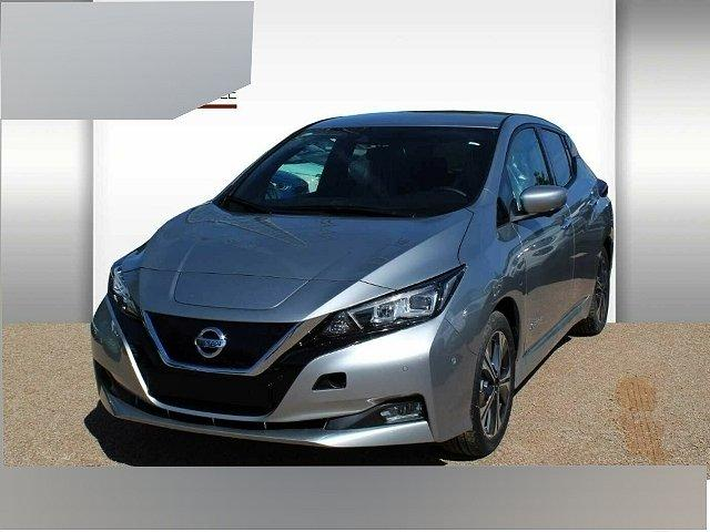 Nissan Leaf - Tekna-Optionspaket Propilot Park LED Navi Fernlichtass. PDCv+h LED-Tagfahrlicht
