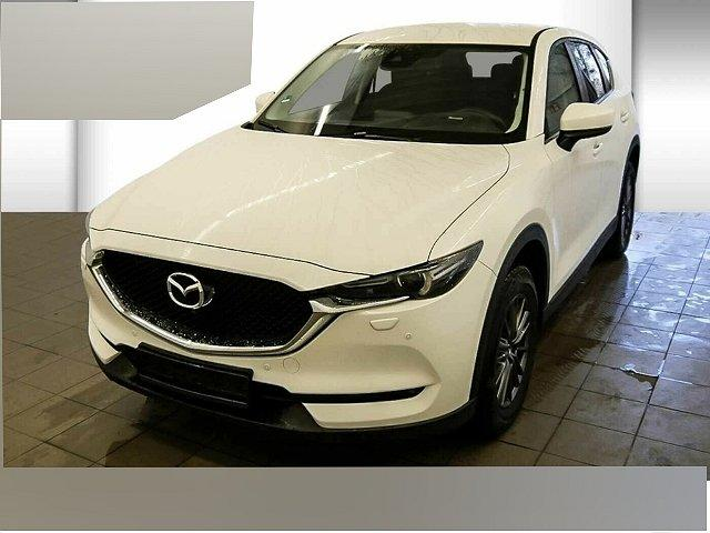 Mazda CX-5 - SKYACTIV G 165 AWD Aut. Exclusive-Line Act-P LED Navi HUD Allrad