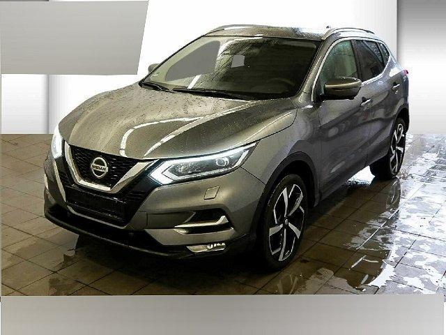 Nissan Qashqai - 1.3 DIG-T DCT Akari inkl.WKR LED Navi Dyn. Kurvenlicht e-Sitze Panorama Fernlichtass.