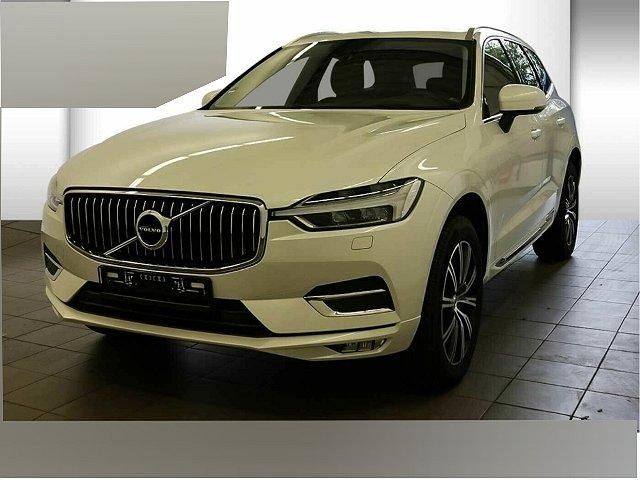Volvo XC60 - XC 60 D5 AWD Geartronic Inscription,Busi-PRO,Xeni LED Navi Kurvenlicht e-Sitze HUD Rückfahrkam.