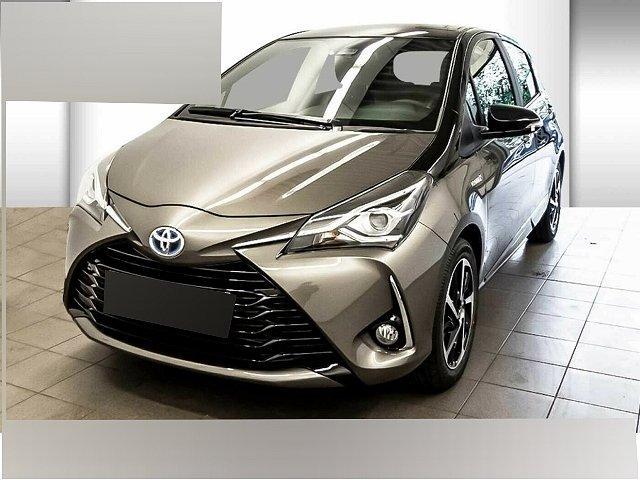 Toyota Yaris - 1.5 Hybrid 5trg Style Selection Platinum B