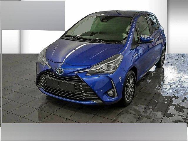 Toyota Yaris - 1.5 Style Selection Blue