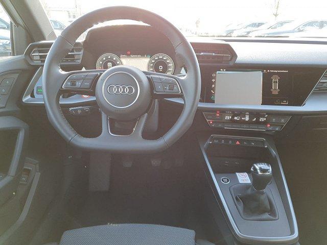 Audi A3 35 1.5 TFSI Sportback S line (EURO 6d-TEMP)