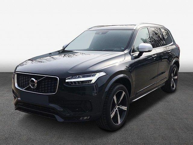 Volvo XC90 - XC 90 D5 AWD Geartronic RDesign BW Standhzg.