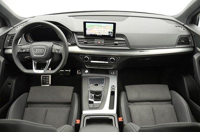 Audi Q5 3.0 TDI Q Tip Sport 3x S line Matrix ACC Kessy