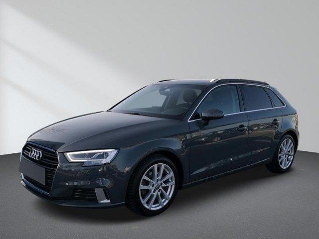 Audi A3 Sportback - 2.0 TDI sport Navi LED ACC Kamera virtual Keyless 17 Sitzheizung Bluetooth