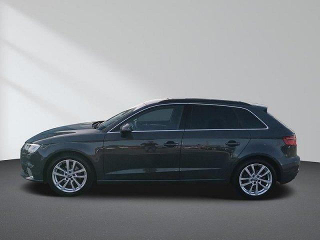 Audi A3 Sportback 2.0 TDI sport Navi LED ACC Kamera virtual Keyless 17 Sitzheizung Bluetooth