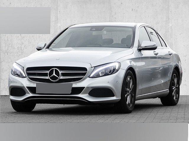 Mercedes-Benz C-Klasse - C 200 Avantgarde Navi Park Assistent SHZ Tempoma
