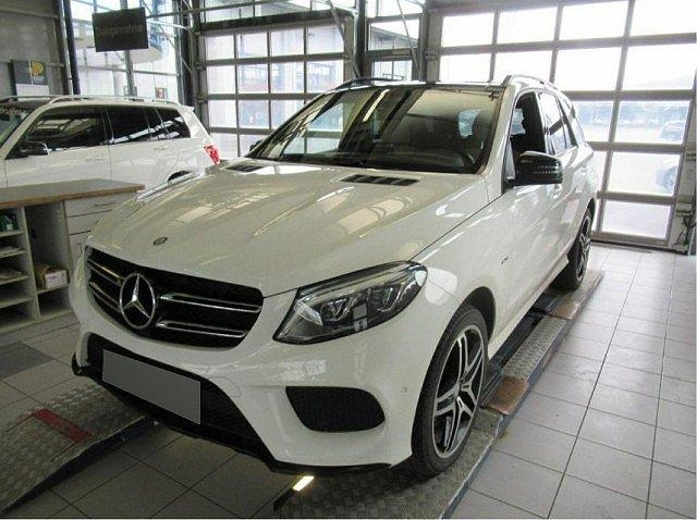 Mercedes-Benz GLE SUV - 450 AMG 4M Night H/K Pano Airmatic Navi LED