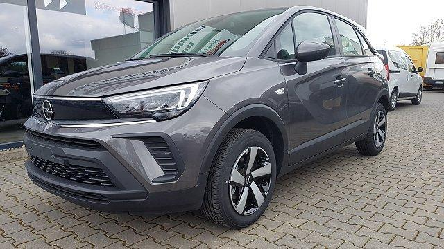 Opel Crossland X - Edition n.M.*LED*Shzg*AppleCar*Klima*