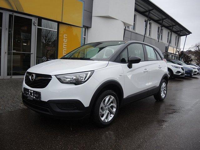 Opel Crossland X - 1.2 S/S Edition *KLIMA* *SHZ*