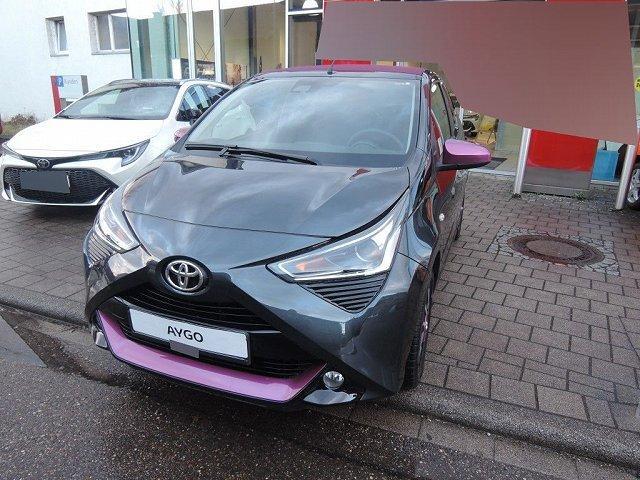 Toyota Aygo - x-style (AB1), Faltdach