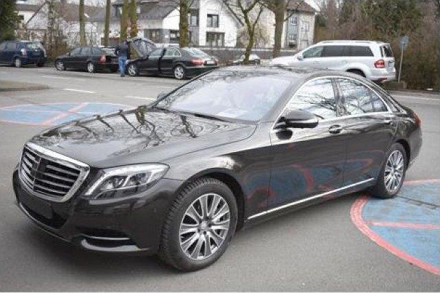 Mercedes-Benz S-Klasse - S 500 Distronic+ 360° LED+ Comand Spur-Totw. Ab
