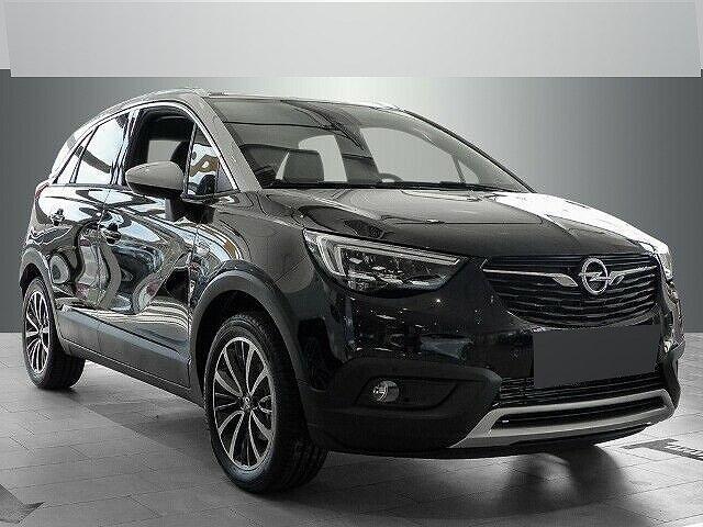 Opel Crossland X - Ultimate+LED+Navi+Dyn. Kurvenlicht+Parklenkass.+Rückfahrkam.+Fernlichtass.