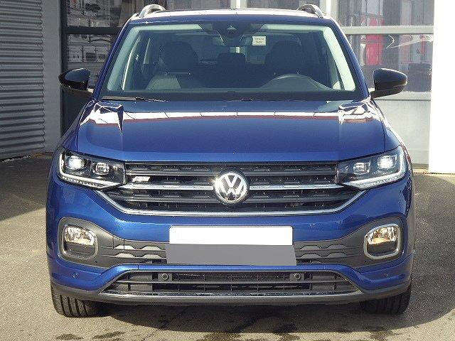 Volkswagen T-Cross - Style R-Line TSI +18 ZOLL+LICHT UND SICH