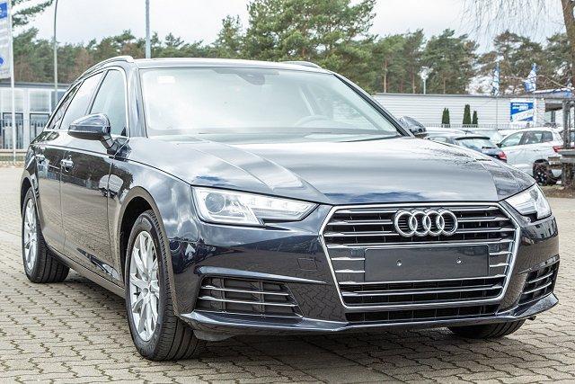 Audi A4 Avant - DESIGN 2.0TDI S-TRONIC*+LEDER+AHK+NAVI*